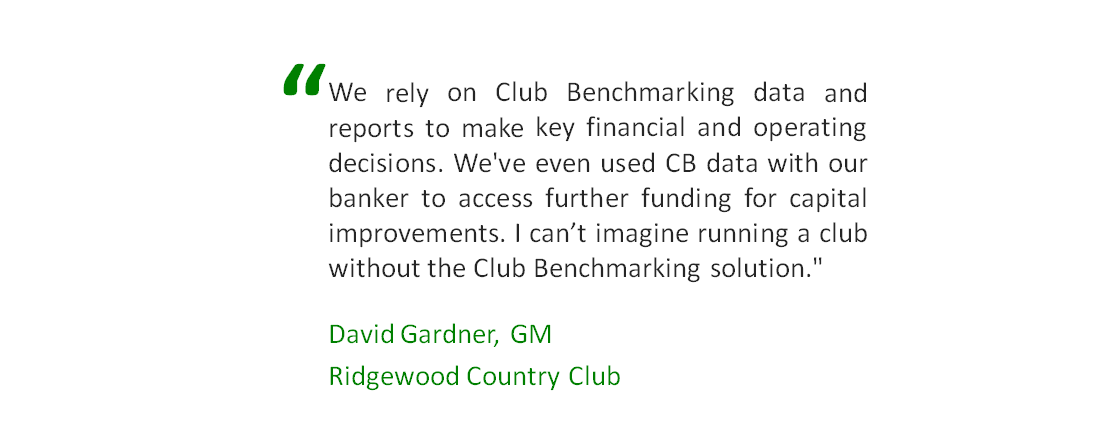 club finance capital improvements