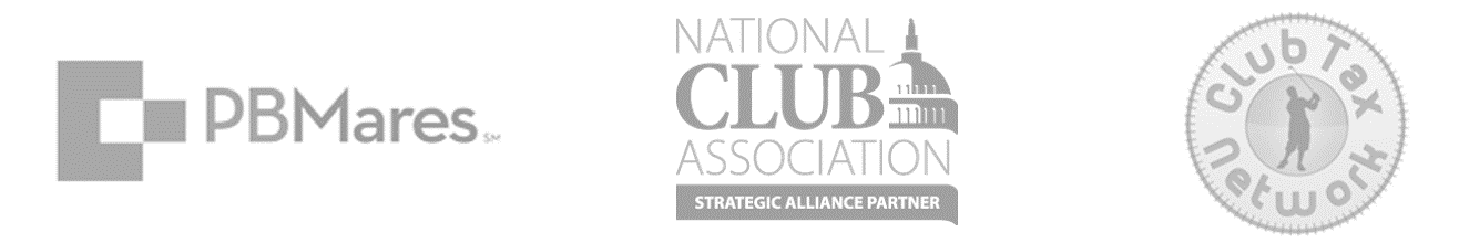 Endorsed by National Club Association