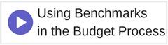 Club Budget Benchmarks
